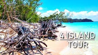 4 Island Tour, Krabi