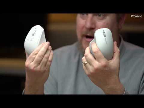 Logitech MX vs Microsoft Surface Precision mouse, welke is beter?