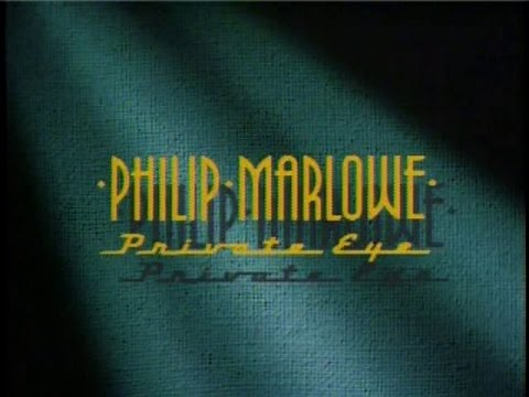 Detektiv Marlowe  Vyděrači nestřílejí