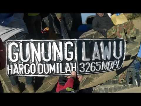 Slide Show Mt. Lawu, Agustus 17, 2015