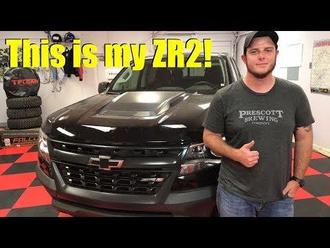 Dude, I Love My Ride! 2017 Chevy Colorado ZR2