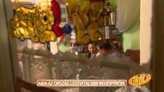 Süss fel nap!: Sebők Aida pártfogója Pachmann Péter - www.tv2.hu/sussfelnap