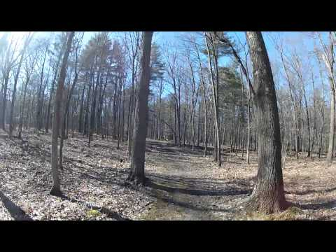 The Wilkinson Trail at Saratoga National Battlefield Condensed Down to 4 Minutes