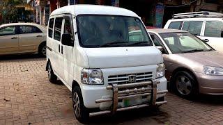 Honda Acty Van | 2010 Complete Review