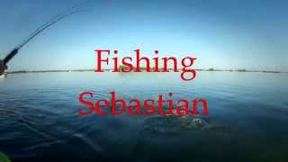 Fishing Sebastian