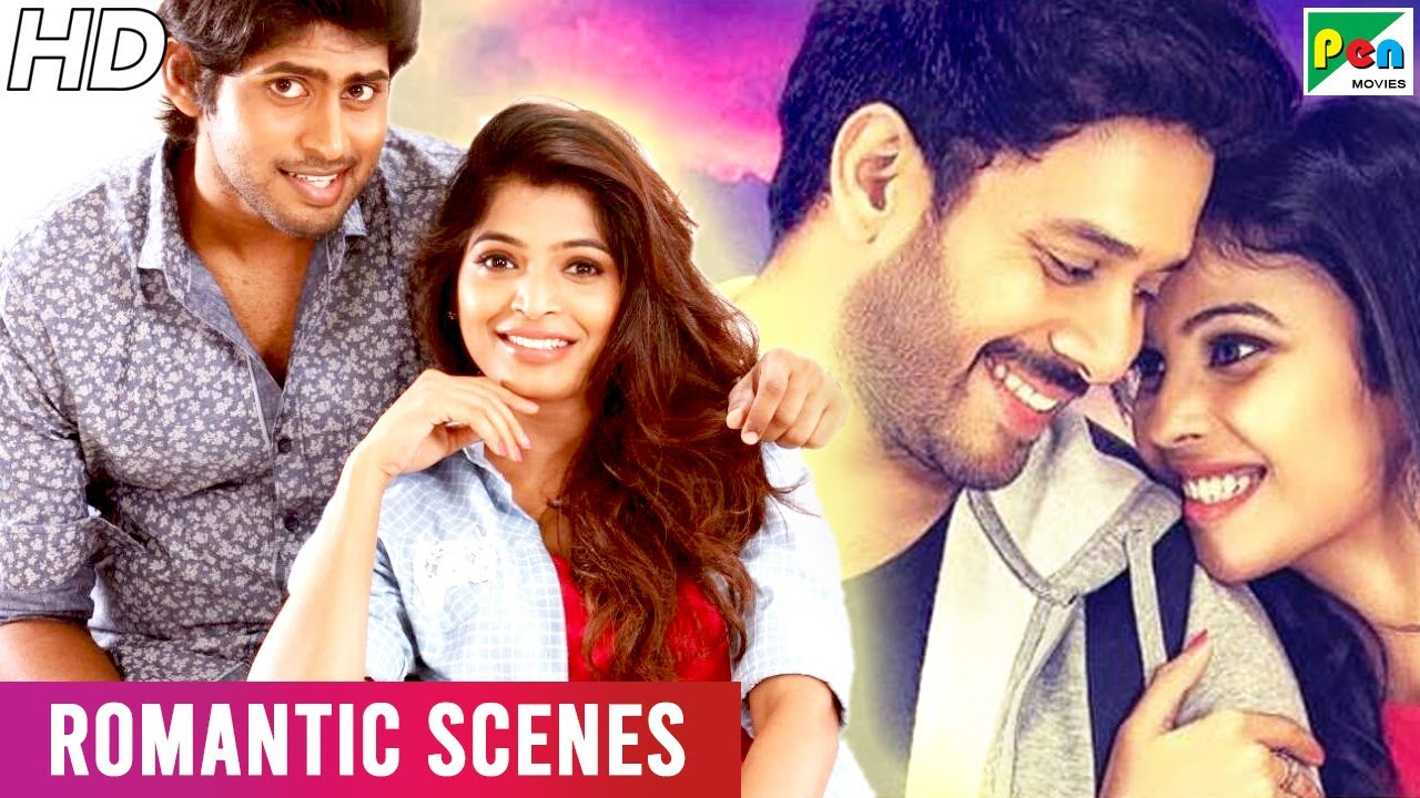 Kaaldev Destroyer (Ennodu Vilayadu) Romantic Scenes| Bharath, Chandini Tamilarasan, Kathir, Sanchita