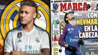 LEAKED: Has Marcelo Confirmed Neymar's Move To Real Madrid?! | Futbol Mundial