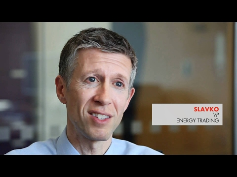Shell Trading - Slavko, Vice President Shell Energy Europe | Shell Careers