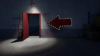 Bu Kapıdan Giremezsin | The Stanley Parable #3