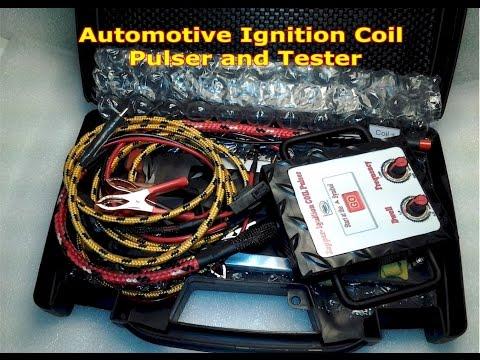 Ignition Coil Pulser Tester