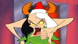 101 далматинец - Серия 48 - Рождественская ночь Стервеллы | Мультфильмы Disney