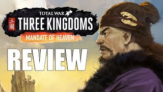 Total War: Three Kingdoms - Mandate of Heaven Review - The Final Verdict (Video Game Video Review)