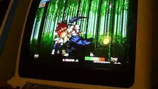 Samurai Shodown III - Genjuro Death Loop