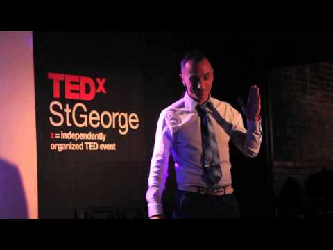 Shared success is a community effort | Michael DeVito Jr. | TEDxStGeorge