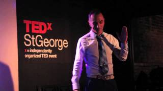 Shared success is a community effort | Michael DeVito Jr. | TEDxStGeorge