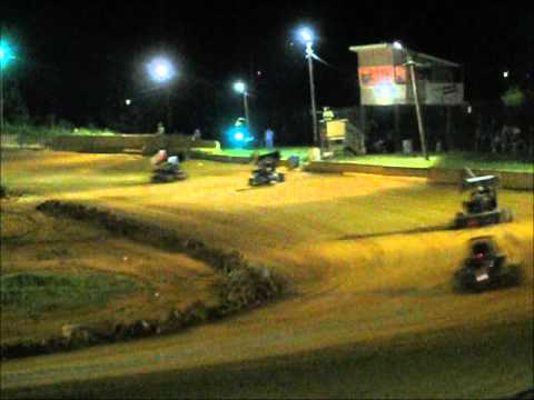 Shippensburg Speedway Feature 6-11-2011