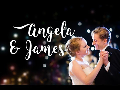 Angela & James | Special Day Video | Cheltenham Wedding Videography | Vows