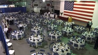 Have Your Next Event Aboard the USS YORKTOWN