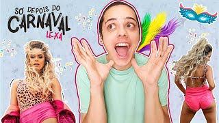 Baixar React: Lexa - Só Depois Do Carnaval  Colornicornio