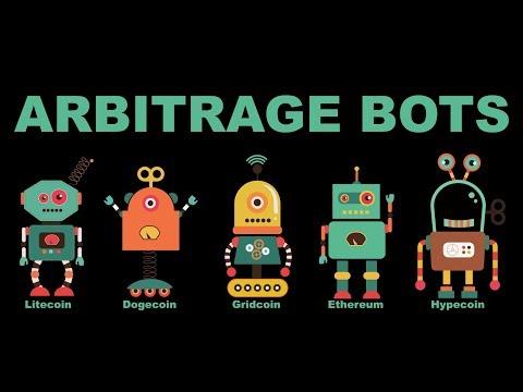 Bitcoin Arbitrage Bots Profit Strategy