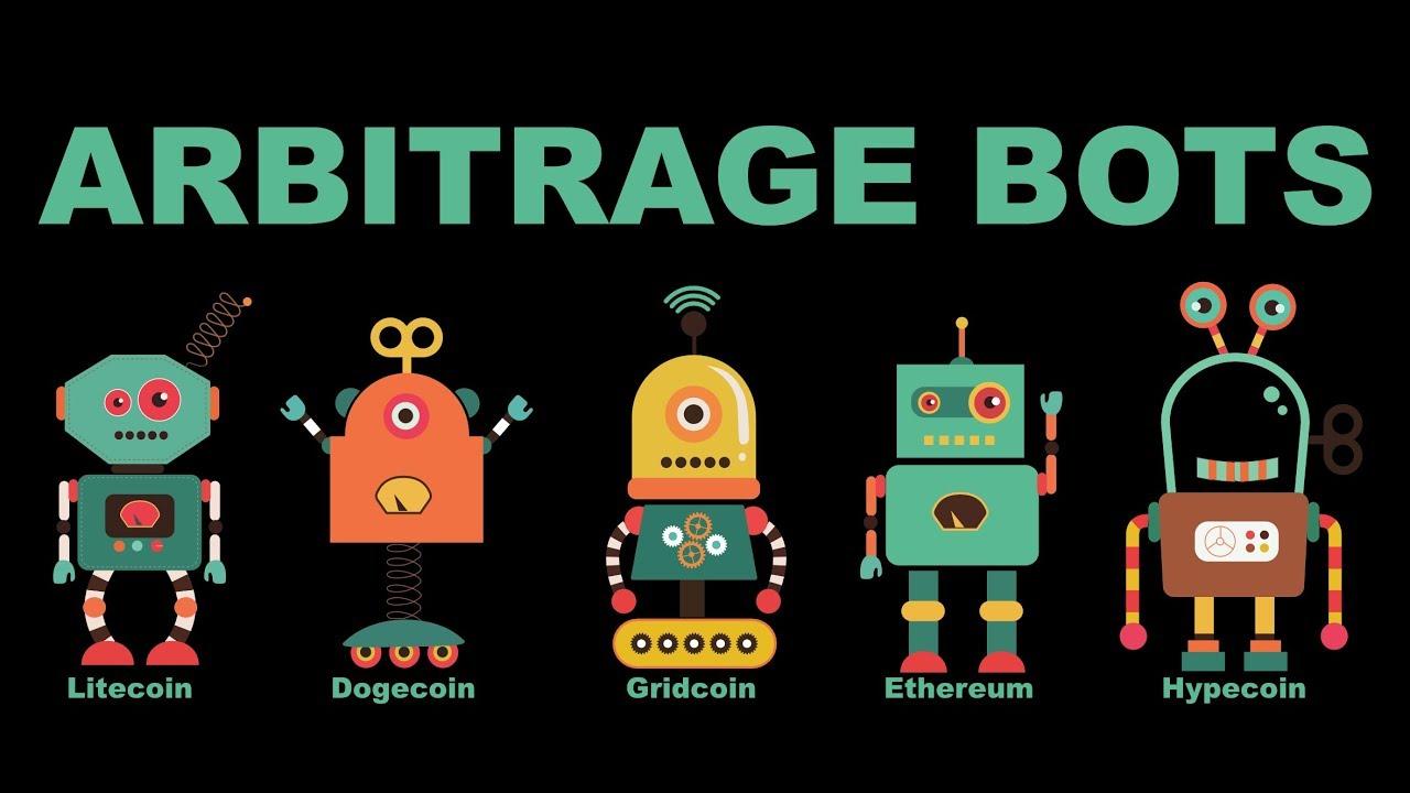 cryptocurrency arbitrage bot