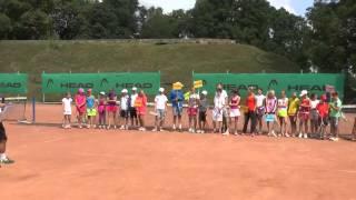 детский теннисный турнир в Великом Новгороде 2015г -1ч(, 2015-08-04T21:10:18.000Z)