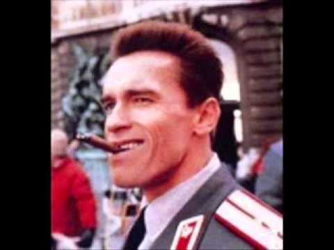 Arnold Schwarzenegger calls restaurants for hotel reservations