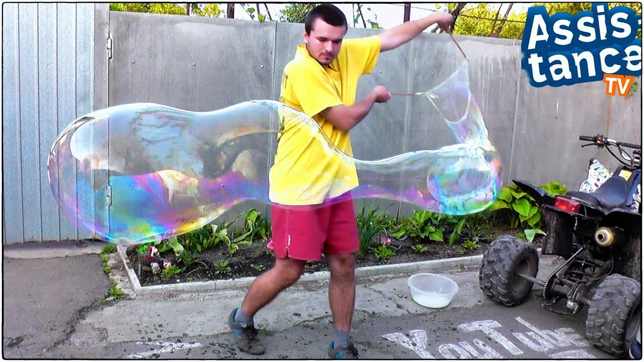 Как сделать мыльные пузыри в домашних условиях: 7 рецептов 235