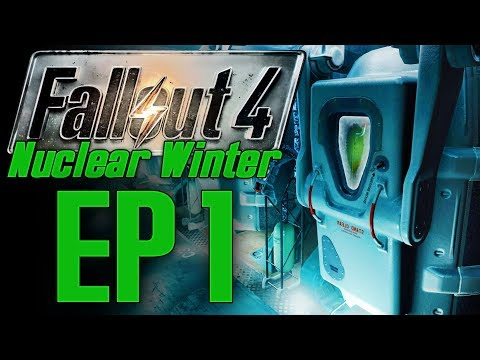 PROLOGUE   Fallout 4: Nuclear Winter #1   Modded Survival