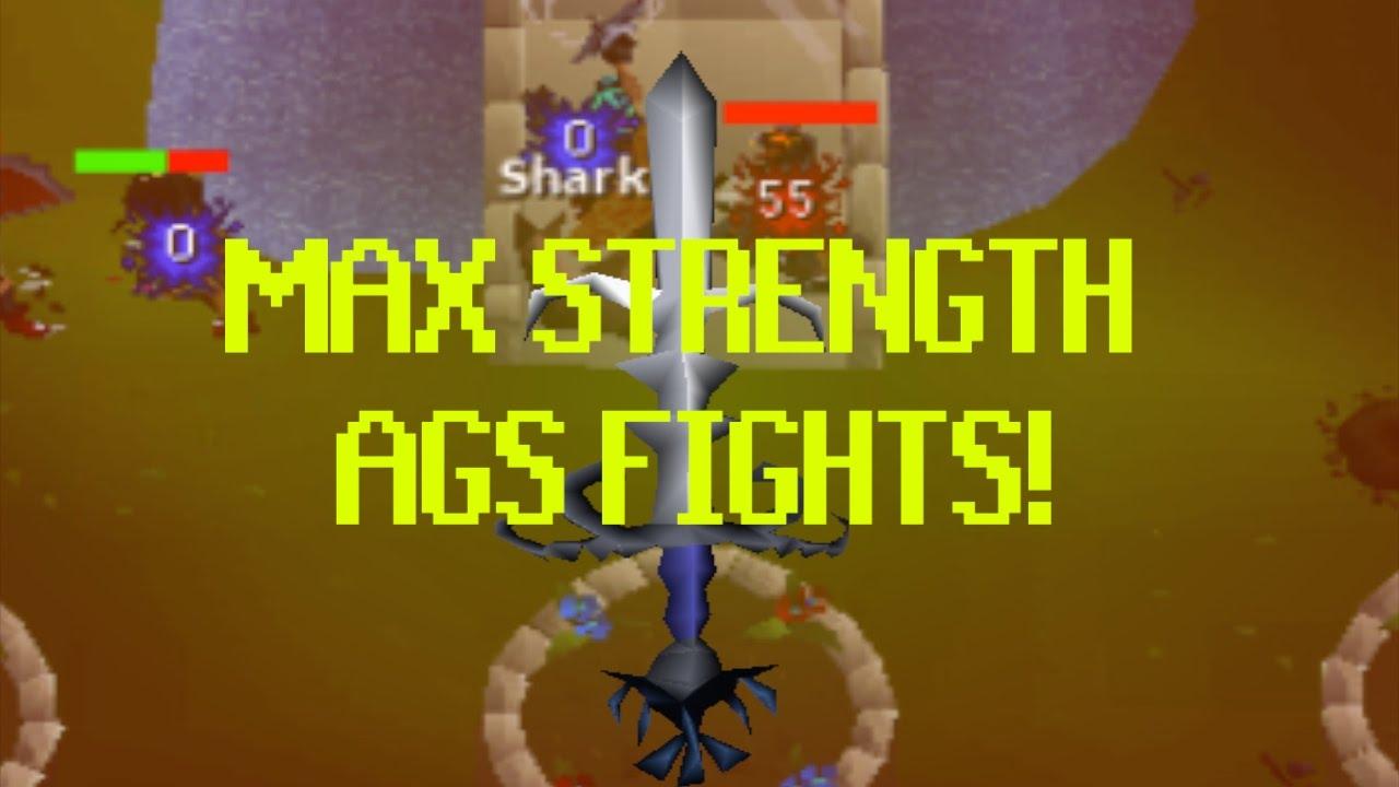 Osrs Max Strength Bonus