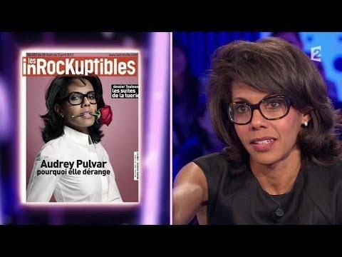 Audrey Pulvar - On n'est pas couché 25 octobre 2014 #ONPC