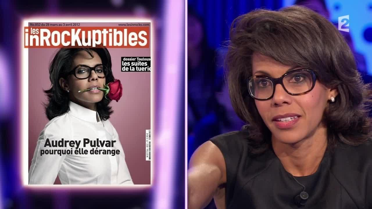 Audrey pulvar on n 39 est pas couch 25 octobre 2014 onpc - On est pas couche rediffusion ...