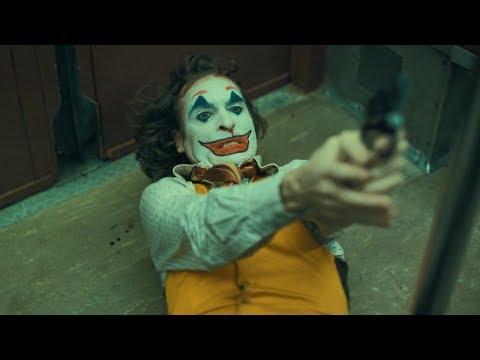 Joker / Subway Shooting Scene (Arthur Kills For The First Time)