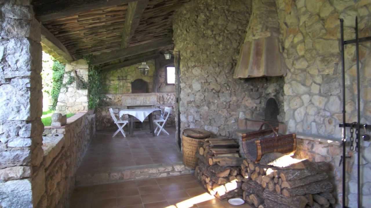 Maison De Village A Vendre Montmeyan 83 6 Pieces De 125 M Avec Piscine Et Vue Youtube