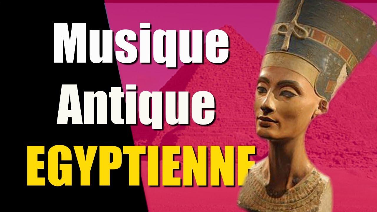 ⚡Documentaire : Egypte Antique et sa MUSIQUE