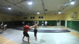 Trening Pułtusk: MMA Samoobrona Street fight Boks