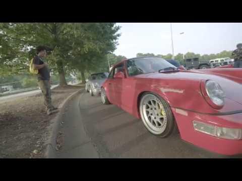 Porsche &  Classics -  http://oxcars.com - RWB Porsche a different kind of 911 -