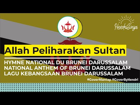#4: Indonesian sings Allah Peliharakan Sultan - Brunei Natio