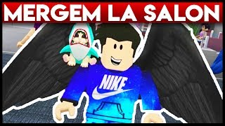 Mergem la Salon in Roblox ! | Fume Salon