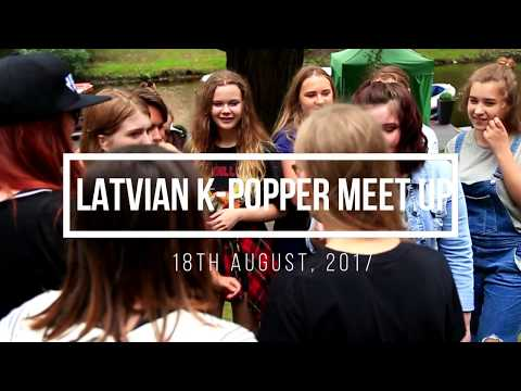 LATVIAN K-POPPER MEET UP 2017