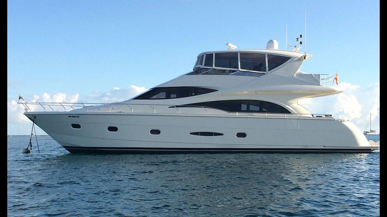 Sold 69 39 Marquis Motor Yacht Acquamarina Bradford