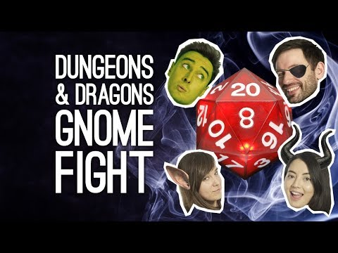 Dungeons & Dragons: Exciting Conclusion! (Ep. 3 of 3) GNOME FIGHT!