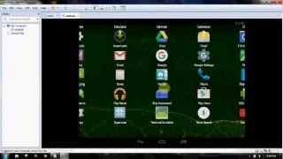 Cài đặt hệ điều hành Android lên máy ảo VMware