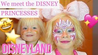 Girls Disneyland Day