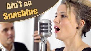 Ain't no sunshine - Trio jazz/pop pour vos événements, soirées privée, mariages Resimi