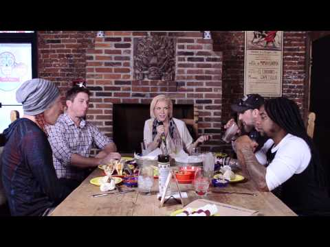 Lux Interviews Sevendust and David Freese of the St. Louis Cardinals