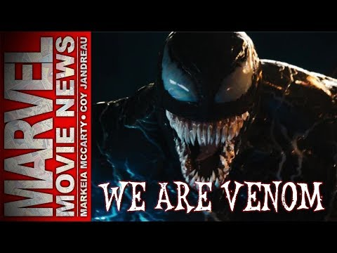 New Venom Trailer, Marvel Movie Updates and Marvel TV News! | Marvel Movie News Ep 190