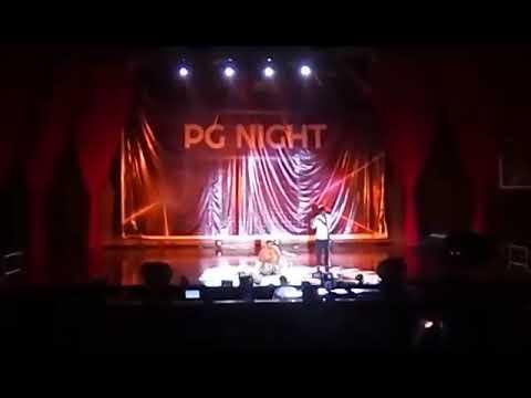 Kadhal Rojave Thumbi vaa Fusion at PG CULT IIT Bombay