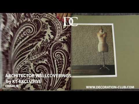 Обои KT Exclusive Architector Wallcoverings Charlie