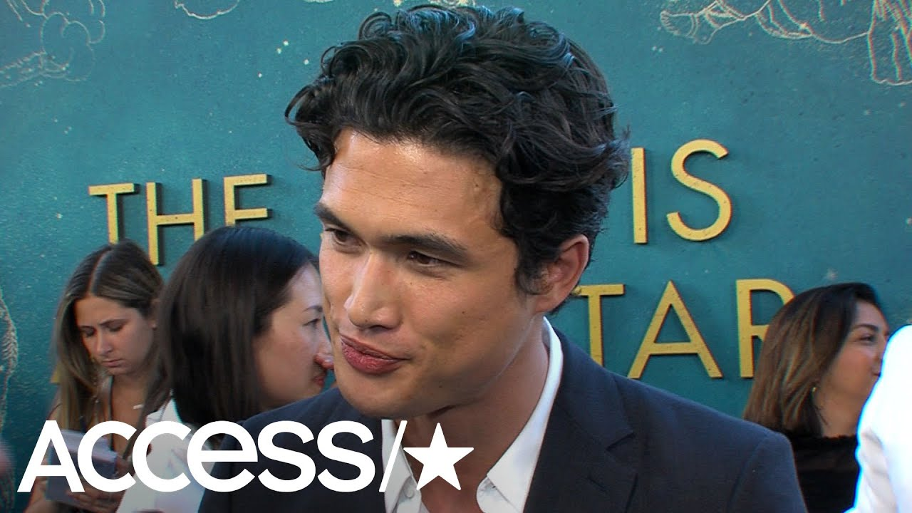 Download Was It Love At First Sight For Charles Melton & Camila Mendes?   Access